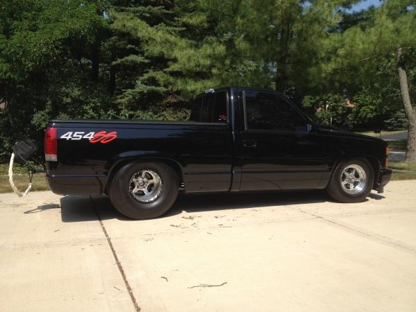 454ss Truck